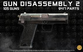 100 Hk Mark 24 App Shopper Gun Disassembly 2 Entertainment