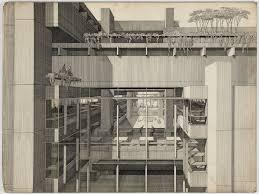 100 Architect Paul Rudolph Art And Ure Building Yale University New