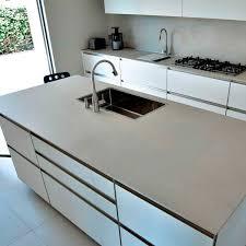 keramik arbeitsplatte calce avorio laminam für küchen