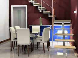 Dining Room Interior Design Ideas Chairs Table With Bench Contemporary