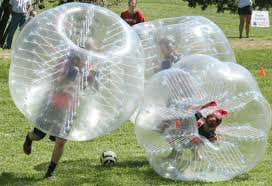 Elmwood Rescue In Second Year Of Bubble Soccer Tourney | News ...