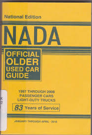 NADA Official Older Used Car Guide - 1997 Through 2008 Passenger ... Classic American Cars And Trucks Set Recor Hemmings Daily Used Cars Alburque Nm Trucks A Star Motors Llc 20 Oldschool Offroad Rigs For Backcountry Adventure Flipbook Nada Issues Highest Truck Suv Used Car Values Rnewscafe Commercial Truck Values 1920 New Car Update Find Vans Suvs At Go Auto Outlet In Edmton Weaker Class 8 Prices Ahead Fleet Owner Used Truck Values Place Intertional Its Uptime Mylovelycar How To Get The Most Money Lug Work News