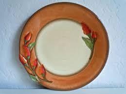 Clay Art Serrano Dinner Plate