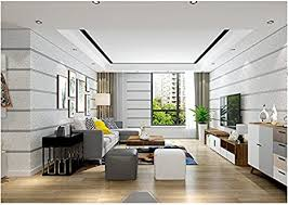 yosot moderne 3d marmor streifen vliestapeten wohnzimmer