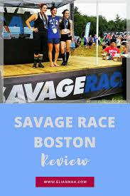 Savage Race Boston Review