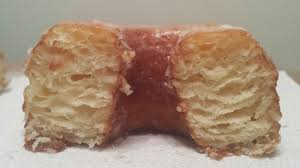 Dunkin Donuts Pumpkin Donut Recipe by Review Dunkin U0027 Donuts Croissant Donut Brand Eating