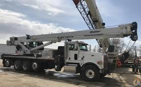 2018 Manitex 50128S Crane For Sale Or Rent In Cedar Rapids Iowa On ...