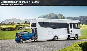 Concorde Liner Plus Luxury A Class Motorhomes For Sale At Southdowns Motorhome Centre