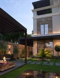 100 Modern Stucco House Classic Design Exterior Design Dammam KSA