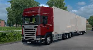 Scania Streamline R450 Tandem | ETS2 Mods | Euro Truck Simulator 2 ...
