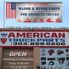 100 Truck Parts Miami American Fort Lauderdale Area Professional