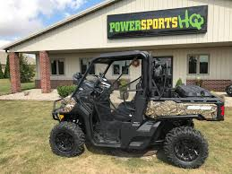 100 Mossy Oak Truck Accessories New 2017 CanAm Defender Hunting Edition HD10 Utility