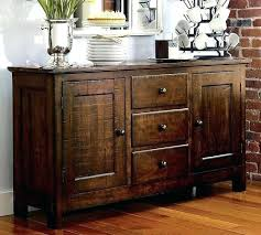 Rustic Buffet Table Ideas Captivating Dining Room