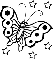 Butterfly Coloring Pages 7
