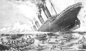 Titanic Sinking Animation National Geographic by 100 Years Ago Titanic Sank Into A Deep Ice Cold Ocean