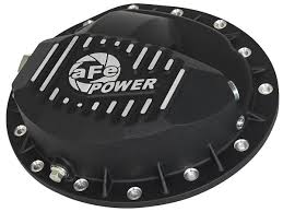 100 46 Dodge Truck AFE Differential Cover Front AA14925 Machine Finned For 2003