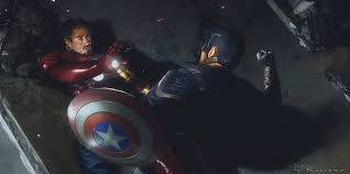 The Concept Art For Captain America Civil War Is Stunning