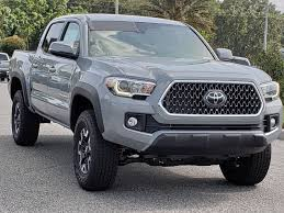 New 2018 Toyota Tacoma TRD Off Road Double Cab In Clermont #8750056 ... New 2018 Toyota Tacoma Trd Sport Double Cab In Elmhurst Offroad Review Gear Patrol Off Road What You Need To Know Dublin 8089 Preowned Sport 35l V6 4x4 Truck An Apocalypseproof Pickup 5 Bed Ford F150 Svt Raptor Vs Tundra Pro Carstory Blog The 2017 Is Bro We All Need Unveils Signaling Fresh For 2015 Reader