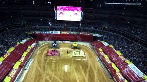 100 Monster Truck Verizon Center Jam 2011 YouTube