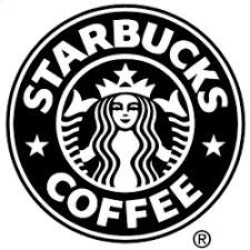 Starbucks Black And White Logo