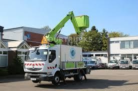 100 Truck Mounted Boom Lift Renault Midlum 220 E5 Arbeitsbhne 192CPM 19mKorb 200kg Boom Lift Truck Snlcom
