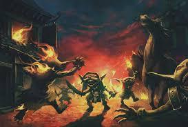 Goblin Commander Deck 2014 by Switch To Vial Goblins Treach Tv