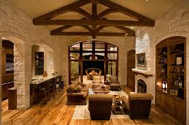 Rustic Living Room Wall Ideas by Rustic Interior Design For The Living Room The Home Design