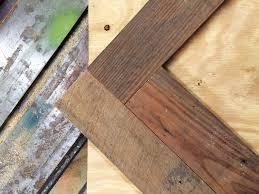 Build A Reclaimed Wood Desk by Remodelaholic Diy Wood Herringbone Coffee Table With Hairpin Legs