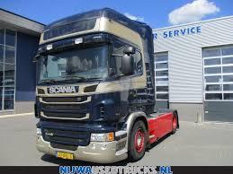 SCANIA R440 Topline Retarder Tractor Units For Sale, Truck Tractor ...