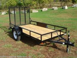 New 2016 Victory Trailers 6x12 Landscape For Sale By Crossroads Trailer Sales Inc Available