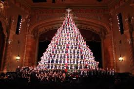 75 Foot Christmas Tree by Muskegon Is Home To America U0027s Tallest Singing Christmas Tree