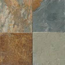 sedona slate cedar glazed porcelain tiles size 6x6 and 12x12