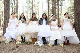 Rustic Brides In Boots
