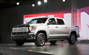2014 Toyota Tundra First Look - Motor Trend Hot News 2013 Ford F 150 Specs And Prices Reviews Chevy Silverado Gmc Sierra Hd Gain Bifuel Cng Option Ford 250 Super Duty Platinum 4x4 Crew Cab 172 In Svt Raptor Pickup Truck 2015 2014 Chevrolet 62l V8 Estimated At 420 Hp 450 Lb Wallpapers Vehicles Hq Isuzu Dmax Productreviewcomau Autoecorating Fun Fxible Fuelefficient Compact Pickups Teslas Performance Model 3 Delivers 35 Second 060 For 78000 Hyundai Truck Innovative Writers