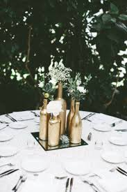Decorative Wine Bottles Diy by Best 10 Bottle Centerpieces Ideas On Pinterest Wine Bottle