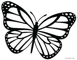 800x628 Coloring Page Of Butterfly E Swallowtail