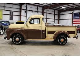 1949 Dodge Pickup For Sale | ClassicCars.com | CC-979256 1949 Dodge B108 Halfton Pickup Rojo About Me Dodge Street Rod Pickup Truck Lost Found Classic Car Co Cummins Diesel Power 4x4 Rat Tow No Reserve My Classic Car Donna Boggs 49 Galleries Photos Of Dodge Pickup Circa Classic Looks Like Nswpol Acquired A Ram 3500 Part The Tou Taken Frontier Gear 198004 Diamond Series Full Width Black 1997 1500 Sold Wecoast Imports Georgia Buy Here Pay Dealer