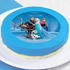decocino zucker tortenaufleger disney s frozen die eiskönigin elsa kuchendeko frozen tortendeko kindergeburtstag geburtstagsdeko