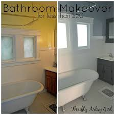 The Power Of Paint Shades Grey Apartment Bathroom Reveal Paintjob Colors Painted