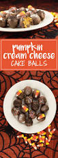 Ufo Pumpkin Beer Calories by Pumpkin Cream Cheese Cake Balls Mountain Cravings