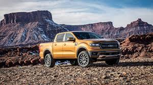 100 Ford Ranger Trucks 2019 MPG Figures Released And They Rule The Midsize