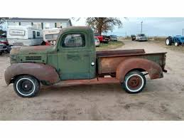 1946 Dodge Pickup For Sale On ClassicCars.com The Street Peep 1946 Dodge Wc Pickup Classics For Sale On Autotrader Vintage Truck Youtube 15 Ton Gas Classic Cars C Series Wikipedia Wf 1 12 Dump 236 Flat Head 6 Cylinder Very Pickup Street Rod Rat Shop Truck Sale 1946dodgecoe Hot Rod Network D100 1951358 Hemmings Motor News Pickups That Revolutionized Design Near Coinsville Illinois 62234