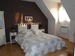 chambre chocolat et blanc chambre parentale 4 photos justcand