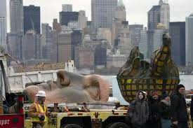 100 Liberty Truck Stop Statue Of S Original Torch Heads To New Museum CNN Travel