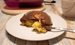 omlettwunder schoko bananen kuchen martins web at