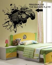 12 Monster Truck Wall Art, Kids Personalised Monster Truck Wall ... Amazoncom Vintage Monster Truck Photo Bigfoot Boys Room Wall New Bright 124 Scale Rc Jam Grave Digger Walmartcom Exciting Yellow Kids Bedroom Fniture Set With Decorative Interior Eye Catching High Decals For Your Dream Details About Full Colour Car Art Sticker Decal Two Boys Share A With Two Different Interests Train And Monster Truck Bed Bathroom Contemporary Single Vanity Maximum Destruction Giant Birthdayexpresscom Digger Letter Pating My Crafty Projects Pinterest Room Buy Lego City Great Vehicles 60055 Online At Low