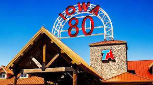 Inside The World's Largest Truck Stop, Iowa 80 | Bon Appetit