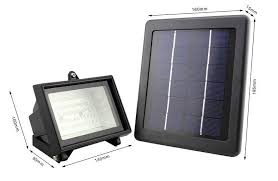 keep your surrounding save by installing led outdoor flood light