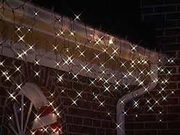 Icicle Lights In Bedroom by How To Decorate With Outdoor Lights How Tos Diy