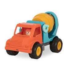 100 Cement Mixer Toy Truck Amazoncom Battat With Working Movable Parts And